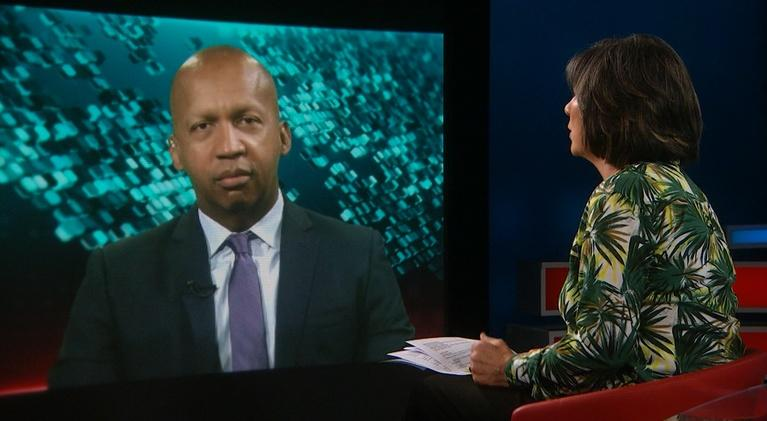 Amanpour on PBS: Amanpour: Margot Wallström and Bryan Stevenson