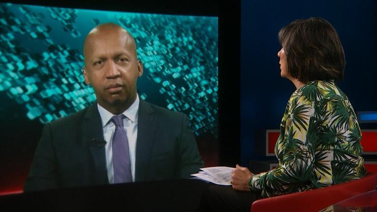 Amanpour on PBS: Amanpour: Margot Wallström and Bryan Stevenson