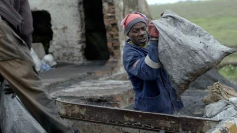 Earth Focus -- Coal Mining in South Africa Preview
