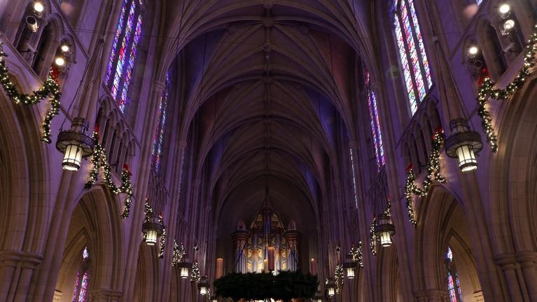UNC-TV Arts: Christmas Eve In Duke Chapel