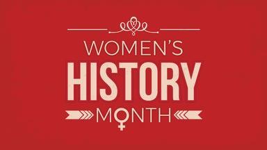 Women's History Month 2019