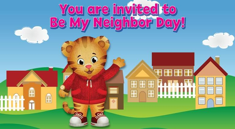 CET Parents : Be My Neighbor Day