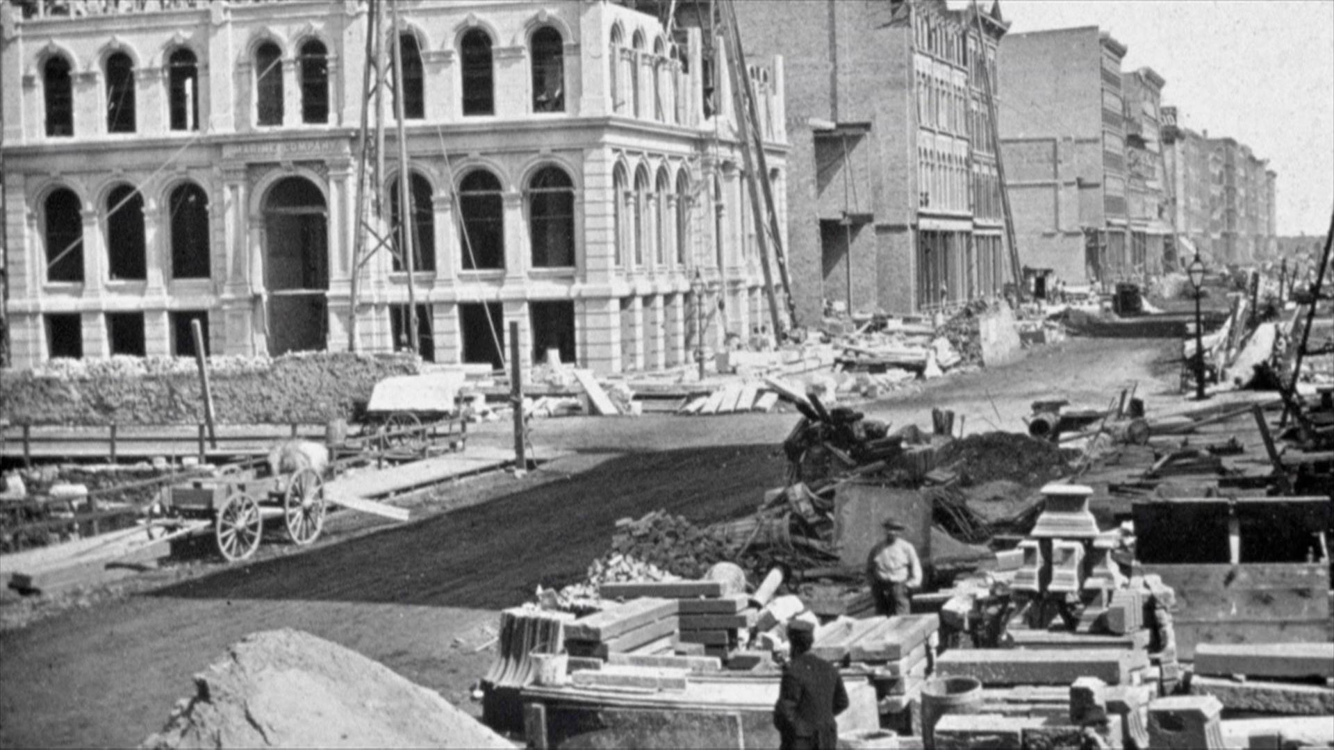 Rebuilding the City