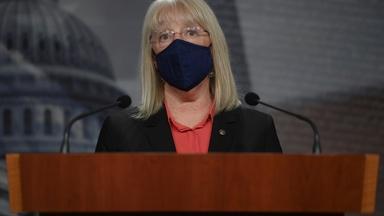 Sen. Patty Murray narrowly escaped violent mob at Capitol