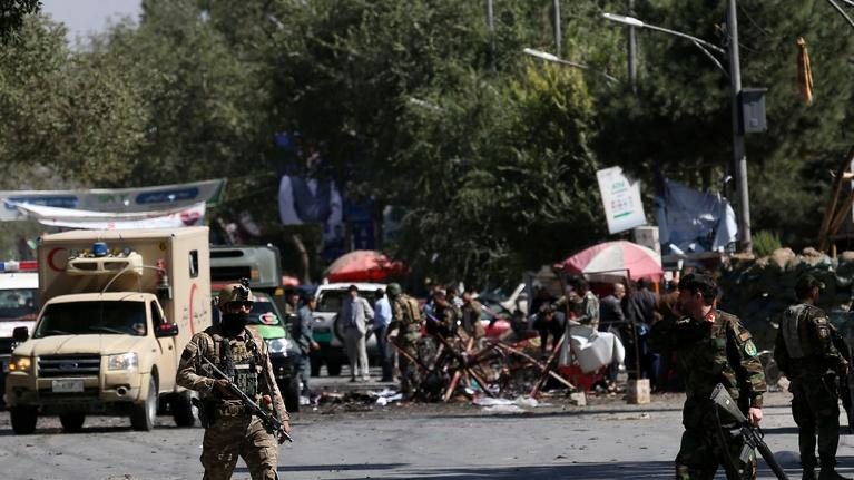 PBS NewsHour: News Wrap: Taliban attacks kill at least 48 in Afghanistan