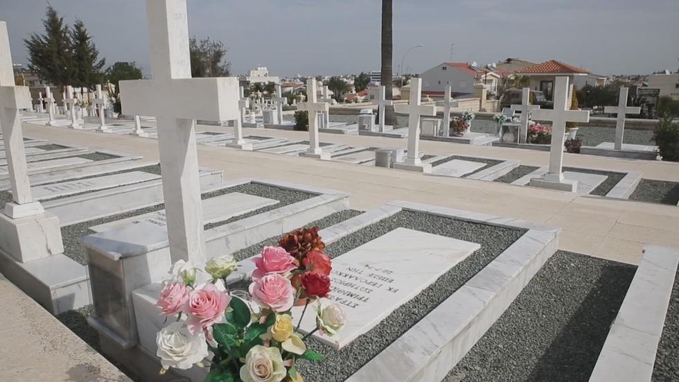 Scientists identify remains of hundreds lost in Cyprus war image