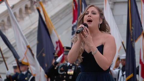 "A Capitol Fourth -- Maelyn Jarmon Performs ""The Star-Spangled Banner"""