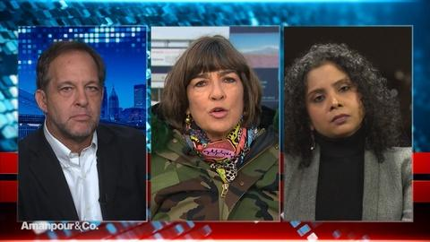 Amanpour and Company -- Dexter Filkins & Rana Ayyub Discuss the Situation in Kashmir