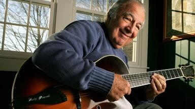 Remembering Bucky Pizzarelli at Shanghai Jazz