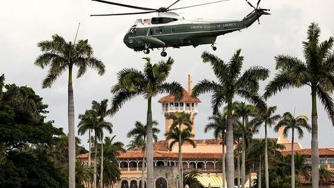 Washington Week -- What does a Mar-a-Lago security breach mean for Pres. Trump?