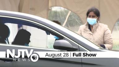 NJTV News: August 28, 2020