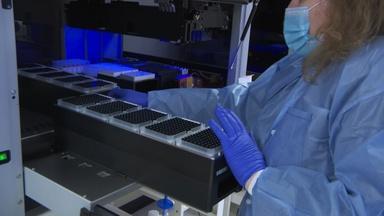 NJ lab's new test can rapidly identify coronavirus variants