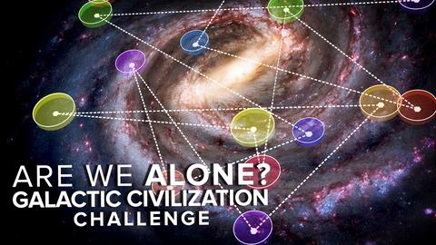 PBS Space Time -- Are We Alone? Galactic Civilization Challenge