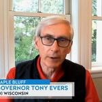Governor Tony Evers Talks Pandemic, George Floyd