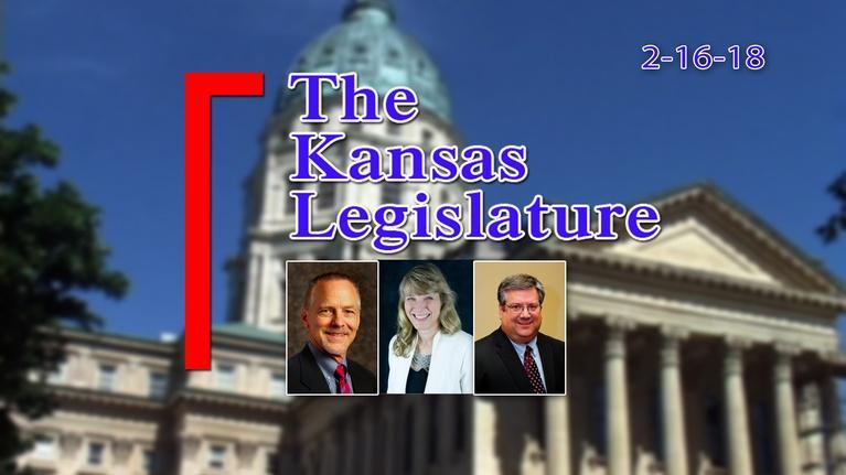 The Kansas Legislature: Kansas Legislature Show 2018-02-09