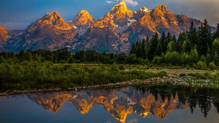 Kingdoms of the Sky: Rockies