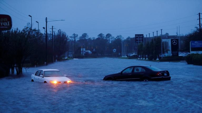 PBS NewsHour: Wilmington mayor: Significant flooding still to come