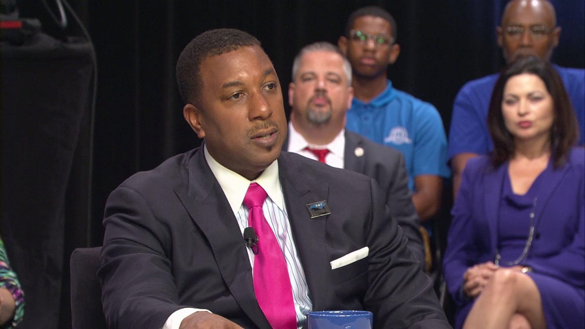 Darrell Allison, UNC Board of Governors Member, HMSI