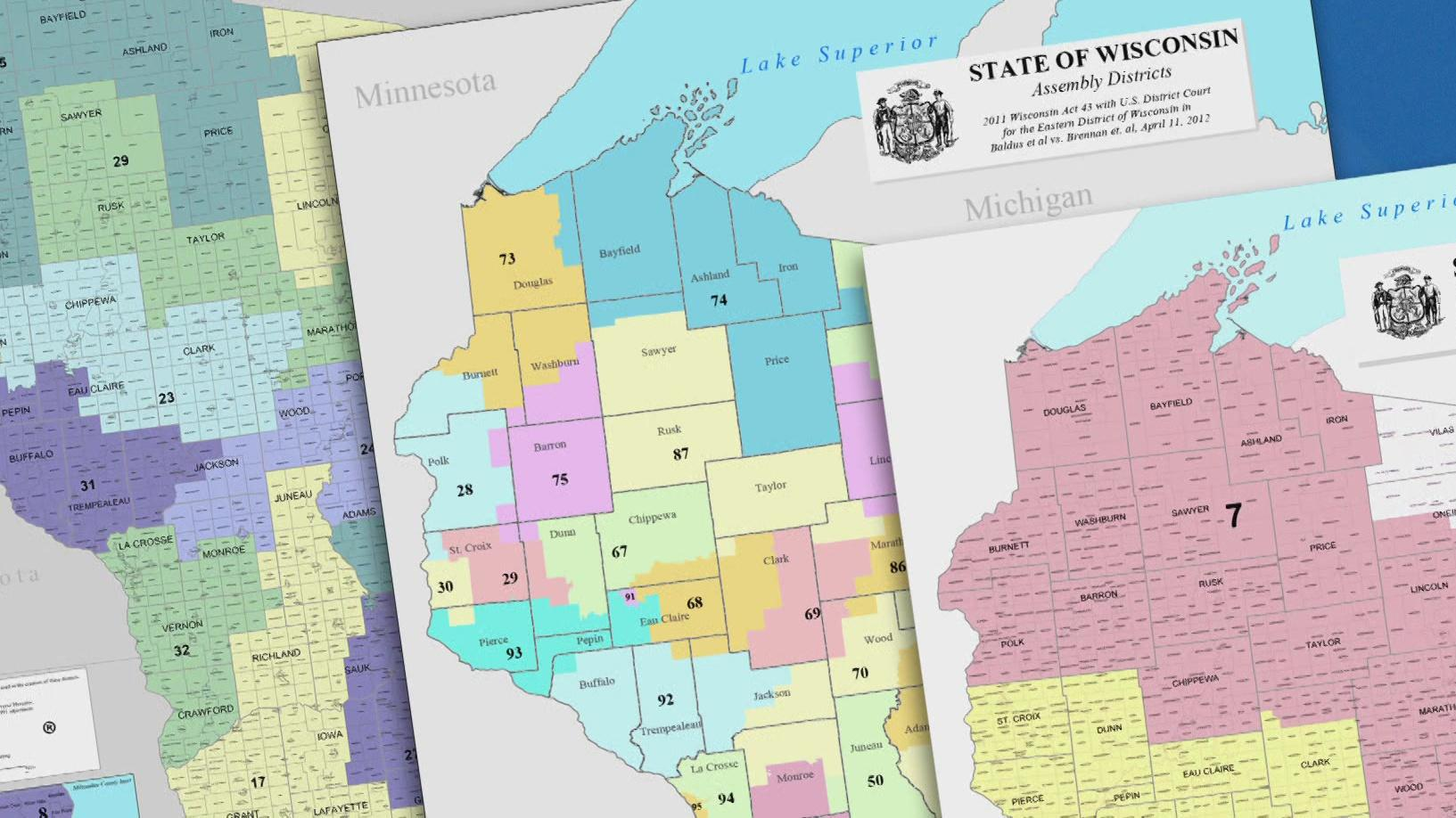 The Difficulty of Defining 'Fairness' in Wisconsin's Redistricting Process