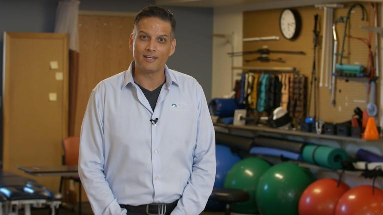 What It Takes: Physical Therapist Assistant Aurin Lahiri