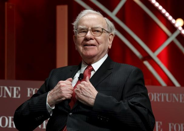 Buffett: America should stand for more than just wealth