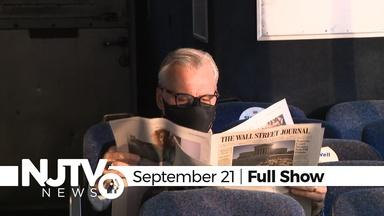 NJTV News: September 21, 2020