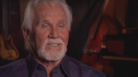 "Kenny Rogers on ""The Gambler"""