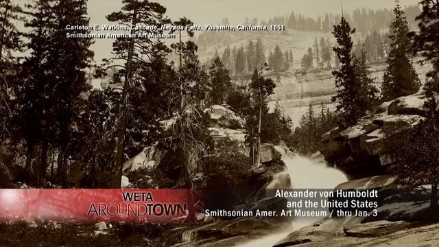 Streaming Edition: Alexander von Humboldt and the U.S.
