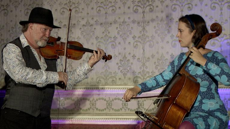 LIVE from The Old Steeple: Alasdair Fraser & Natalie Hass