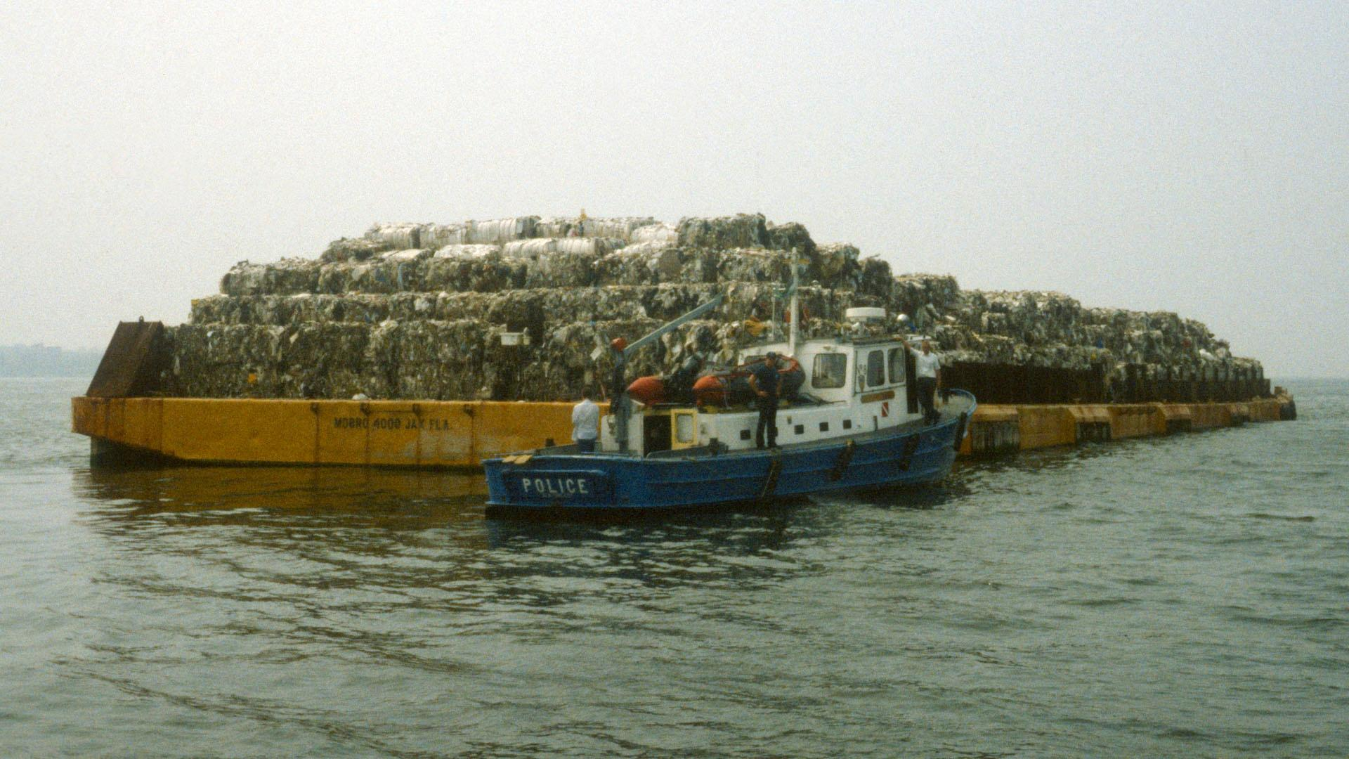 The Garbage Barge That Helped Fuel a Movement | Full Report