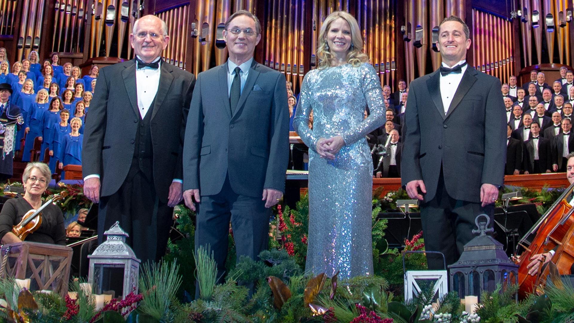 Tabernacle Choir Christmas Concert 2021