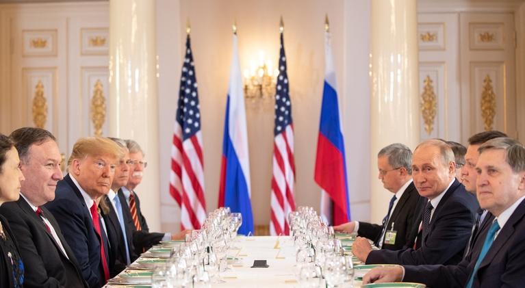 Washington Week: President Donald Trump faces political firestorm after Putin