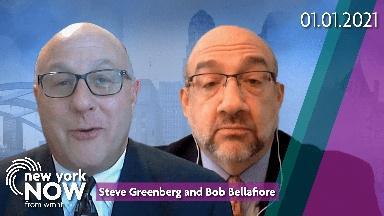 Political Insiders Steve Green and Bob Bellafiore