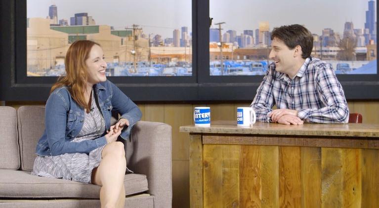 The Interview Show: Rebecca Makkai, Michelle Cox