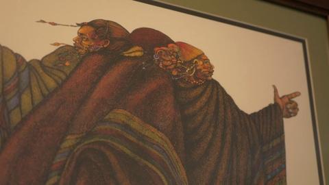 WEDU Arts Plus -- 801: Gallerie 909