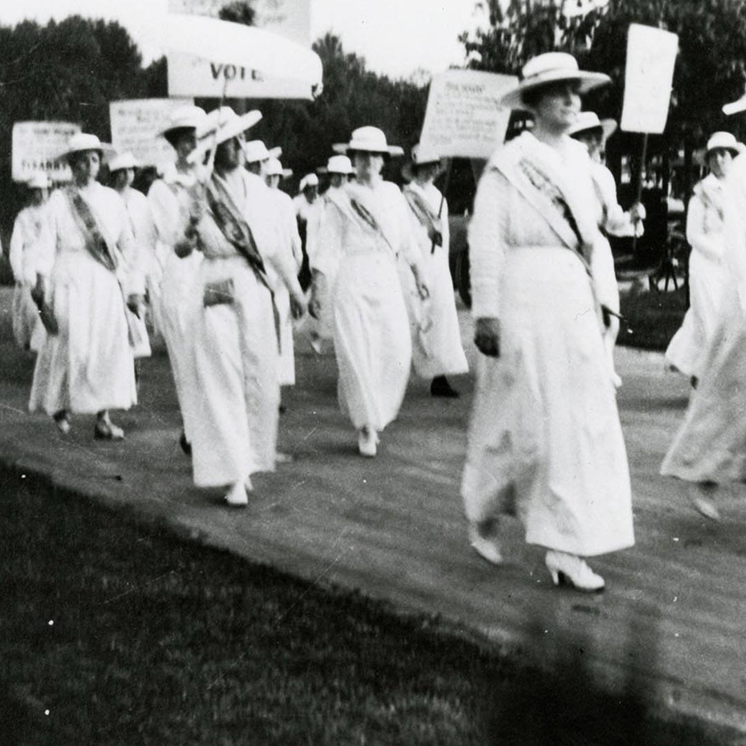 By One Vote: Woman Suffrage in the South Trailer