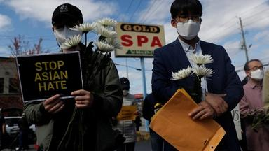 Tracing the history of anti-Asian violence in America