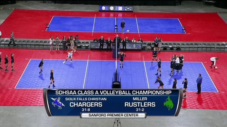 High School Activities: Class A Volleyball State Championship