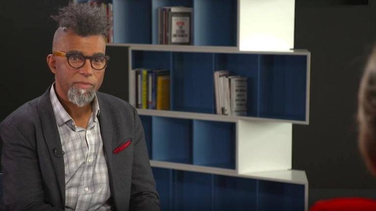 Amanpour and Company: Dread Scott on His Recreation of an 1811 Slave Rebellion