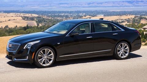 2018 Cadillac CT6 &  2018 Honda Accord