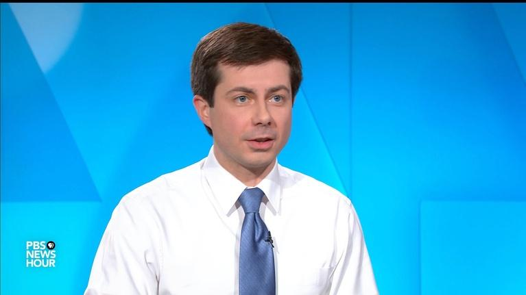PBS NewsHour: Mayor Pete Buttigieg on why he could make a good president