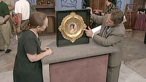 Antiques Roadshow -- S21 Ep21: Appraisal: Vienna Cabinet Plate, ca. 1897