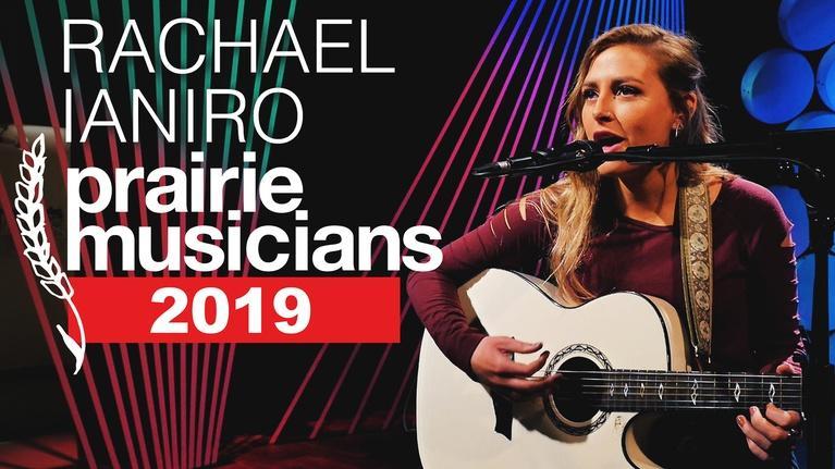 Prairie Musicians: Rachel Ianiro