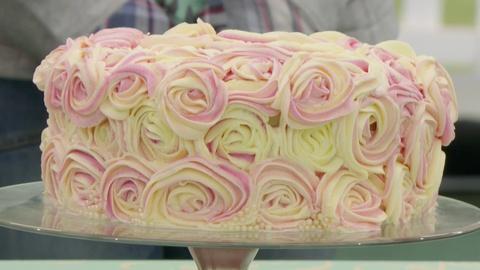 The Great British Baking Show -- Cake