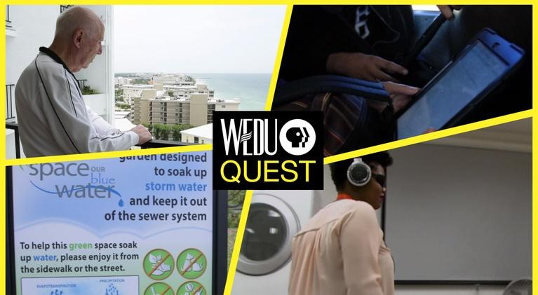 WEDU Quest: Episode 501
