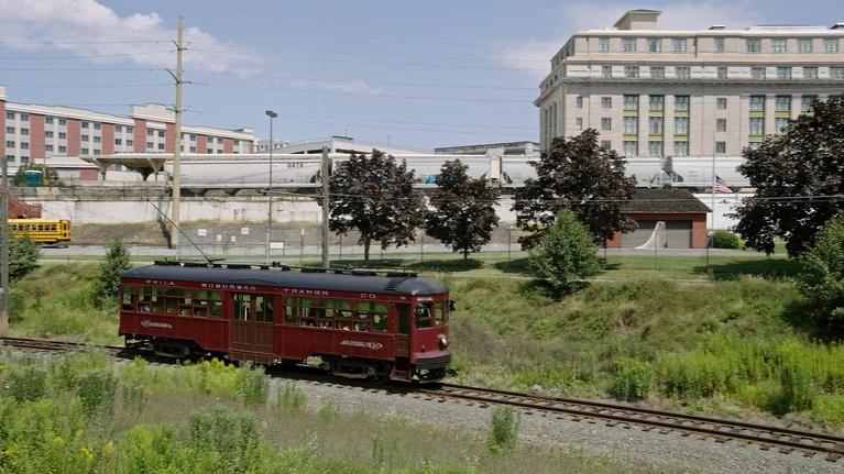 Short Takes: Electric City Trolley Museum