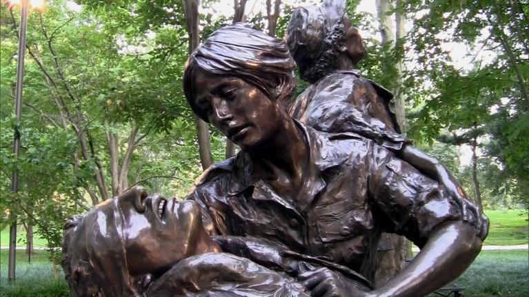 Vietnam To Montana: Memories Of War: Vietnam Women's Memorial
