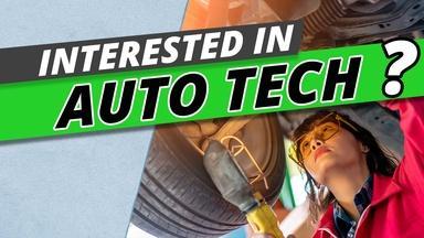 Should I become an auto technician?