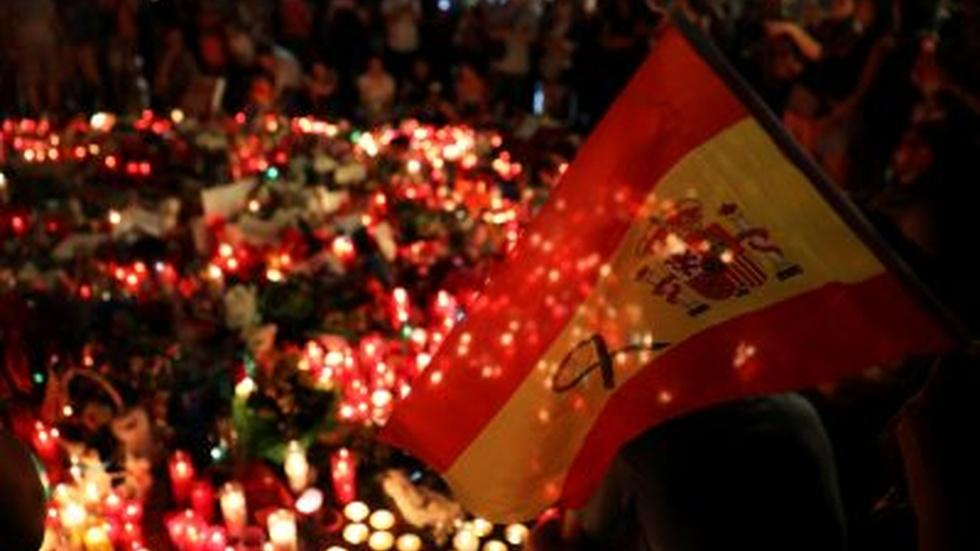 After attack, Barcelona comes to terms with new reality image