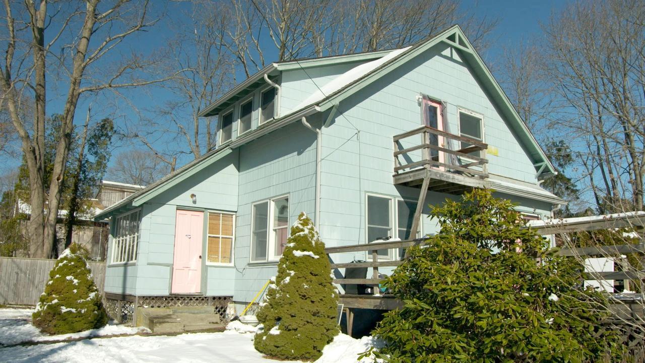 The Net Zero Bungalow | The Jamestown Net-Zero House